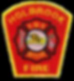 Holbrook Fire Badge