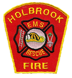 Holbrook Fire Badge
