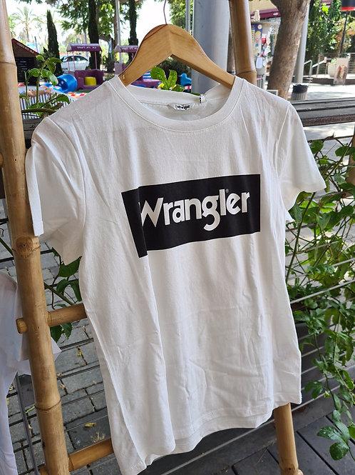 LOGO TEE WRANGLER