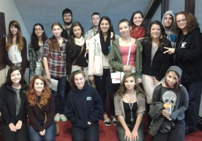 AP Workshops & training