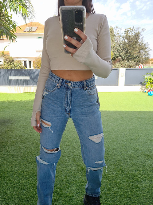 ABRAND JEANS