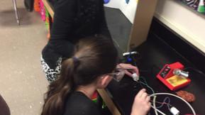 STEM Robotics Sea Perch Program at the WES