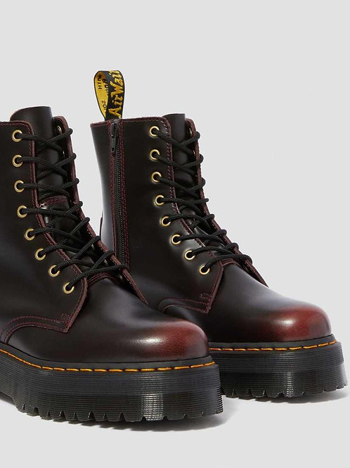 dr.martens cherry red