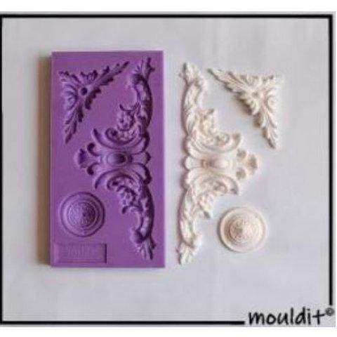 Reusable Silicone Mould - MI 034