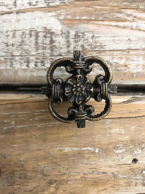 Forged Metal Knob