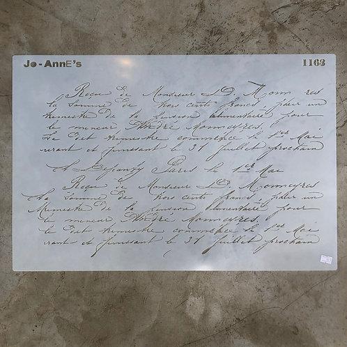 Jo Annes, Script 1168 - fine - 600 x 400