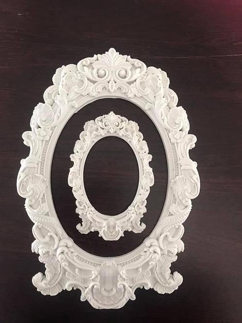 Decorative Moulded Frame 01