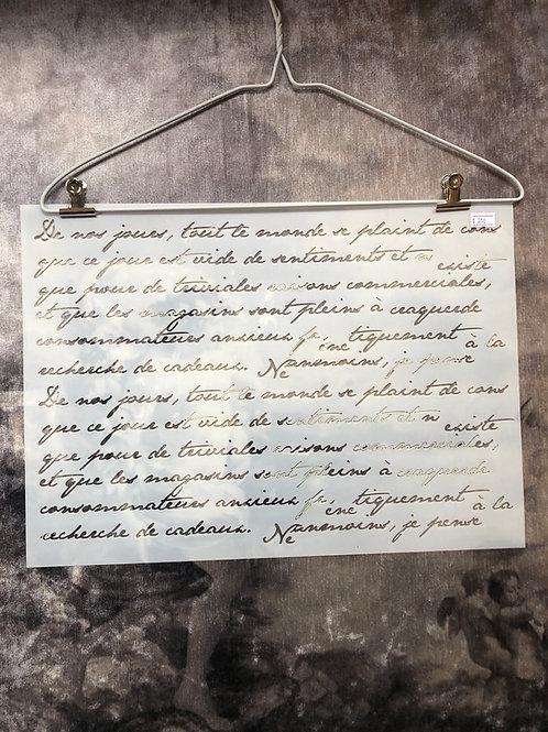 Small Script