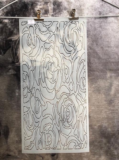 Rose Outline