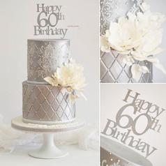 Happy 60th Birthday to one classy lady!