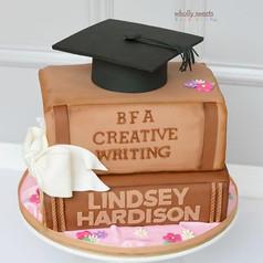 Congratulations on your graduation Linds