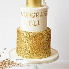 Congratulations on your graduation Eli!.