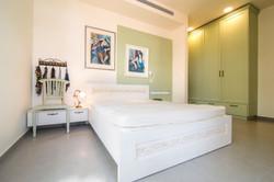 בית בצופית - חדר שינה
