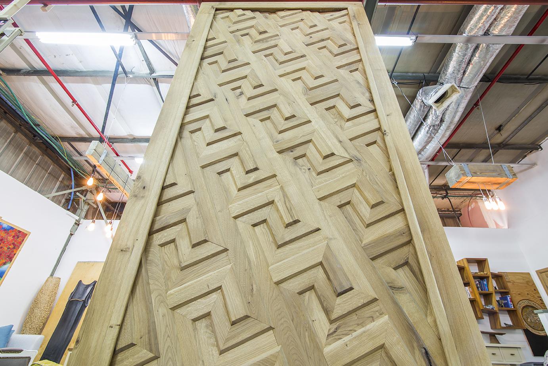 קיר עץ | נגריה