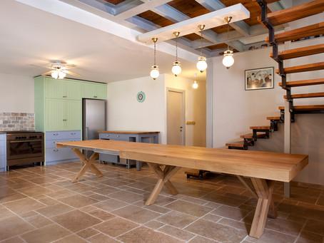 מטבח כפרי | בית בקיבוץ