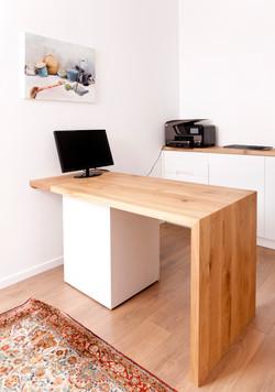 שולחן מעץ | ייצור ועיצוב חדרי עבודה
