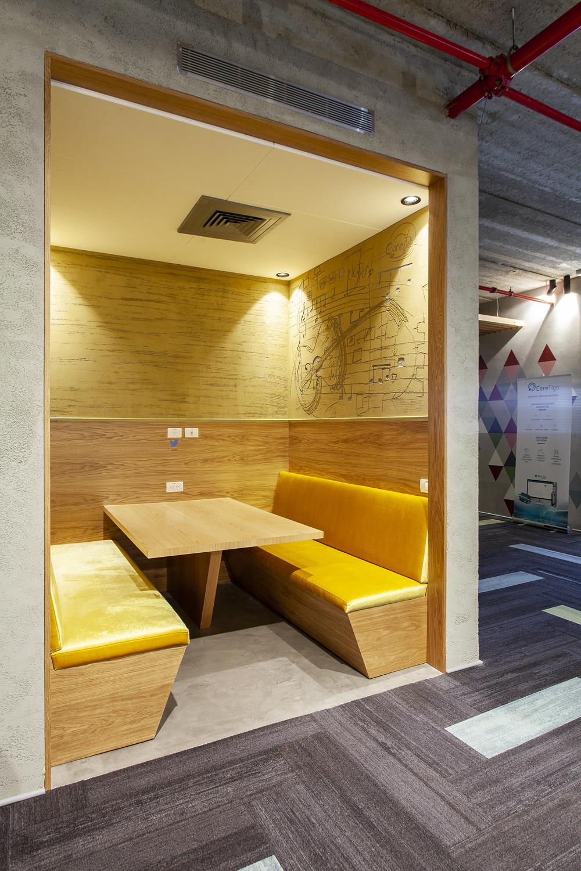 תא ישיבה | Booth