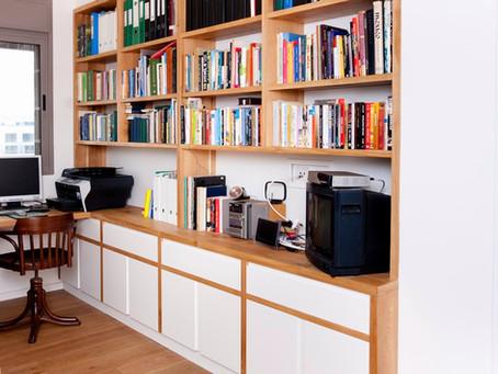 רהיטים לחדר עבודה וחדר אמבטיה | הוד-השרון