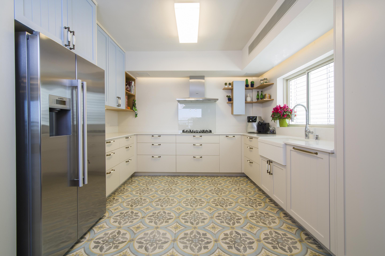 מטבח בתל אביב