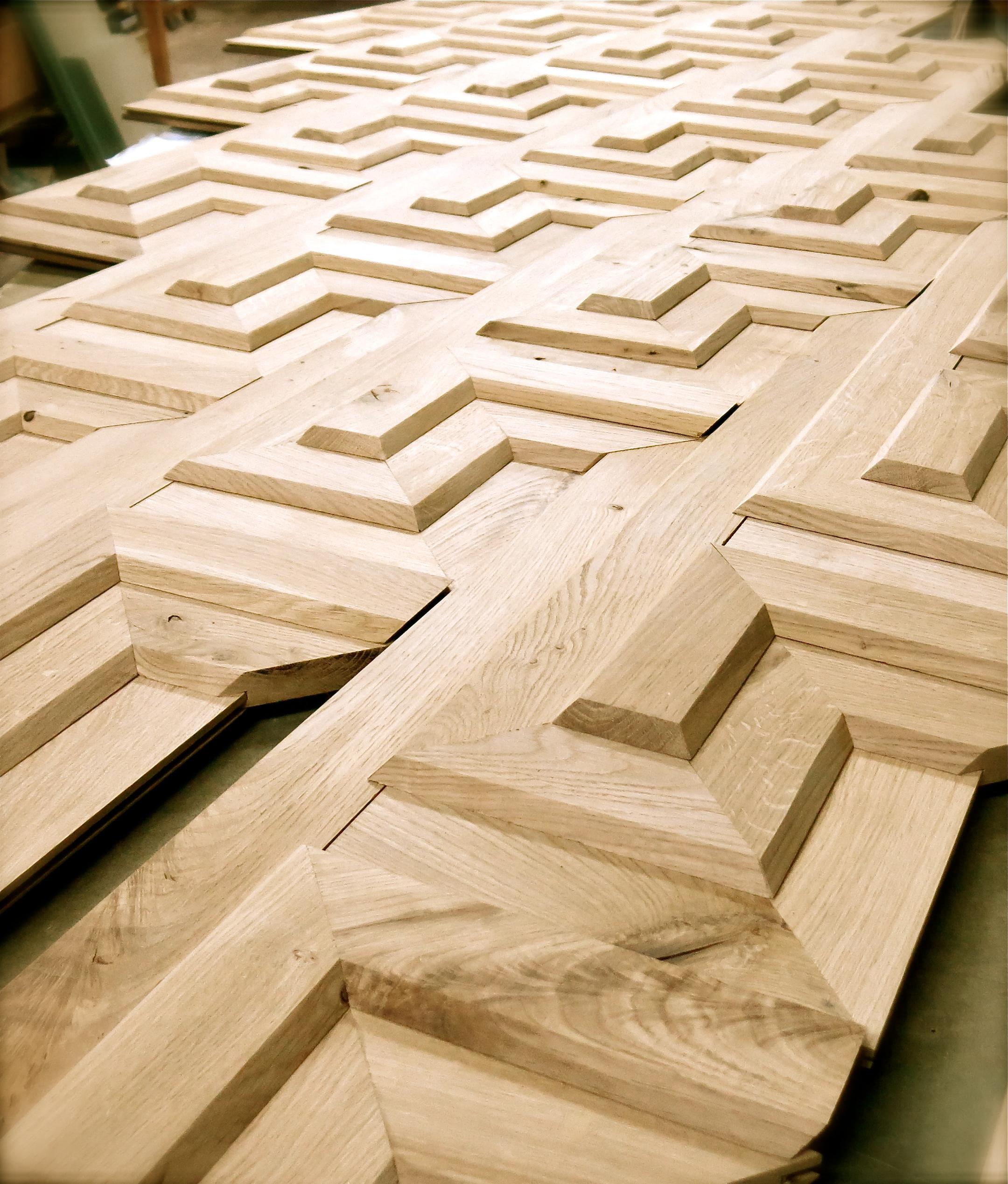 עבודות מעץ מלא | נגריה