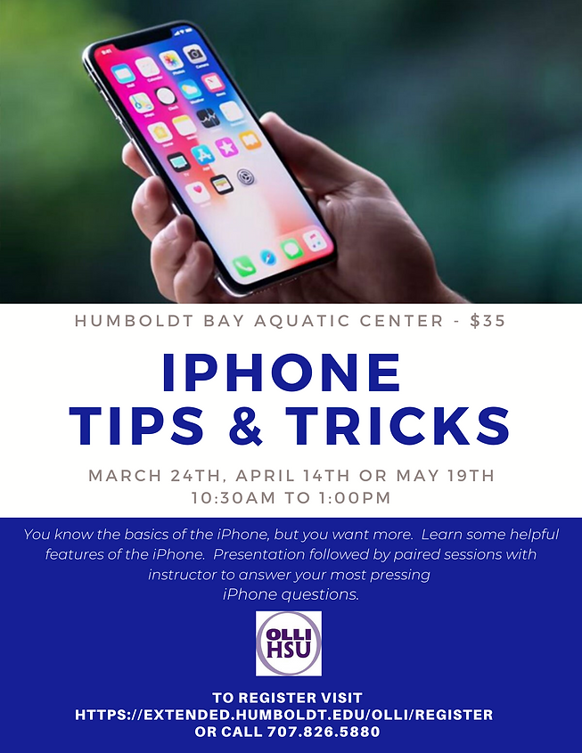 iPhone Tips & Tricks Spring 2020 Flyer.p