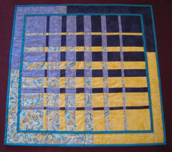 Nia's Convergence Quiltlet