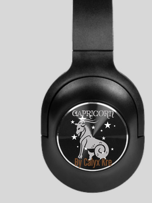 Capricorn Headphone/Candle Combo