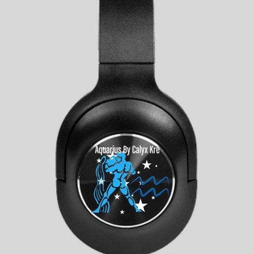 Aquarius Headphone/Candle Combo