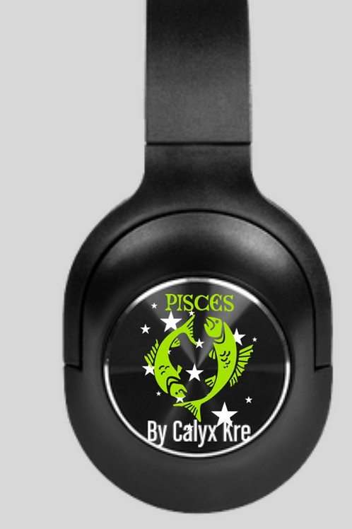 Pisces Headphone/Candle Combo