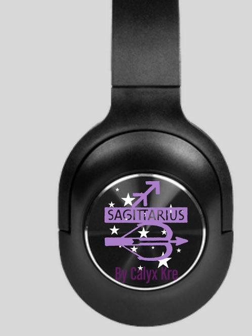 Sagittarius Headphone/Candle Combo