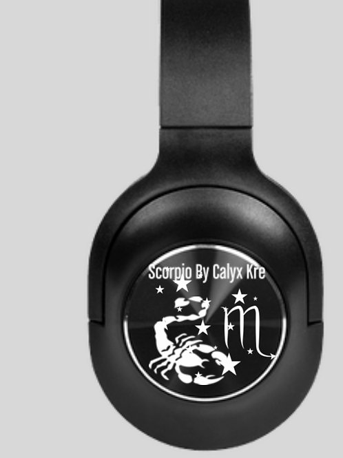 Scorpio Headphone/Candle Combo