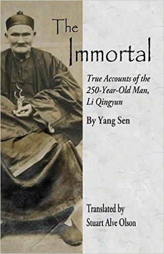 Taoísta Li Ching-Yuen quien se dice vivió 256 años