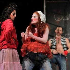 Threepenny Opera, West Edge Opera 2019