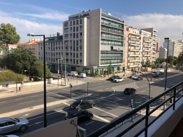 Vista Av. Roma