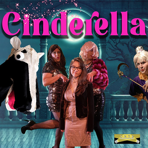 Cinderella- The Panto