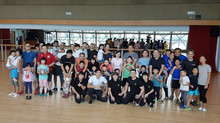 Esplanade MoonFest Parent-child Wing Chun Workshop