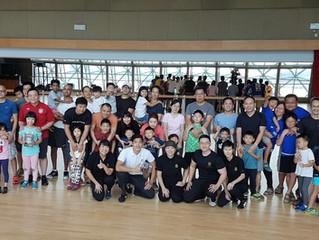 Esplanade MoonFest Parent-child Wing Chun Workshop