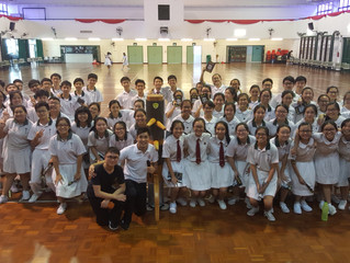 Anglican High School CNY Mother Tongue Fortnight Event