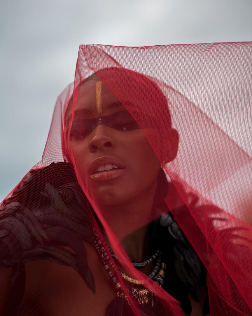 "Alicia Jordan X ""Tribal"""