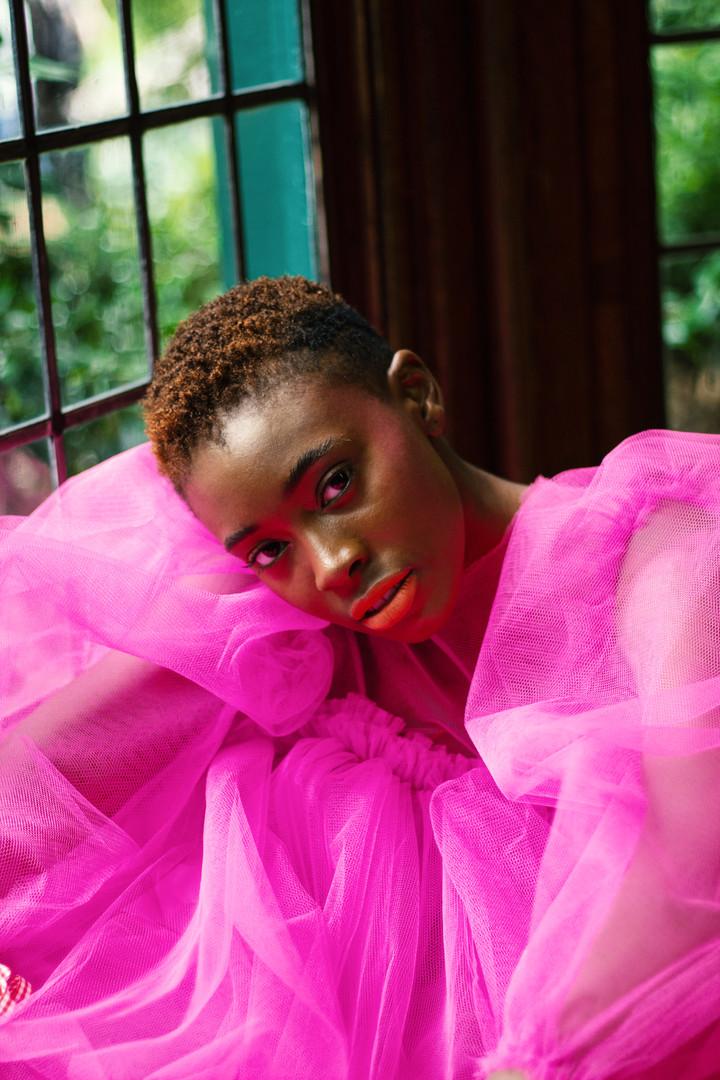 "Alicia Jordan X ""The Pink Dress"""