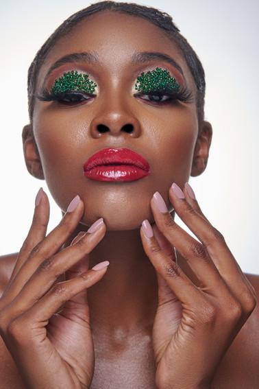 Alicia Jordan X Ophelia Hamilton Make-Up