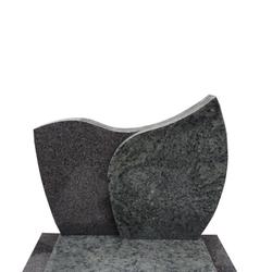 Stèle galbée