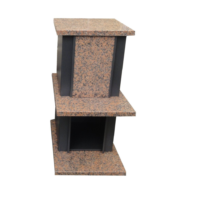Columbarium 3 à 4 urnes par case