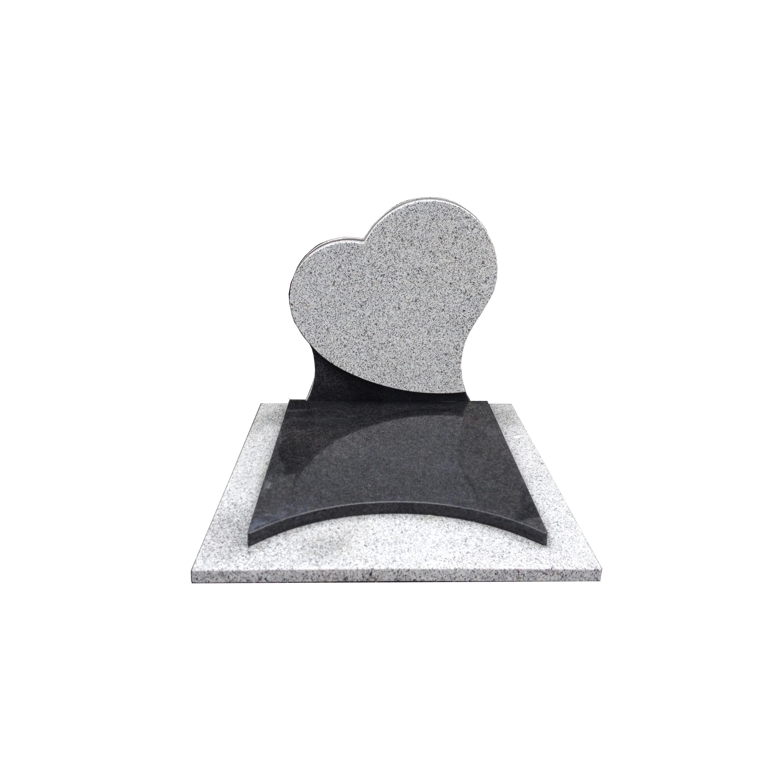 Granits : Noir fin et Blanc cristal