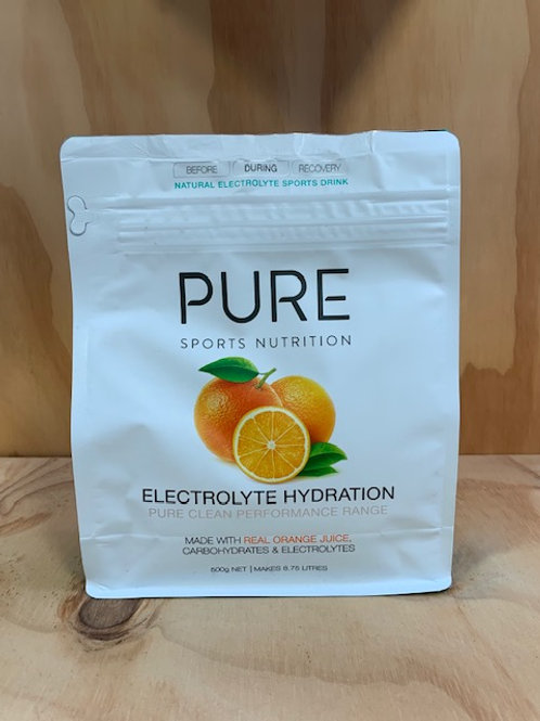 PURE ELECTROLYTE HYDRATION 500GM POUCH