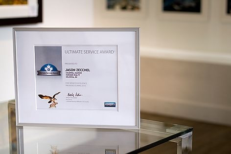 Jason gets recognition for Ultimate Service®