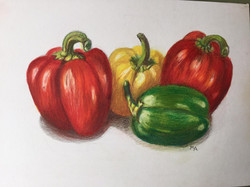 Veg or fruit by Maureen