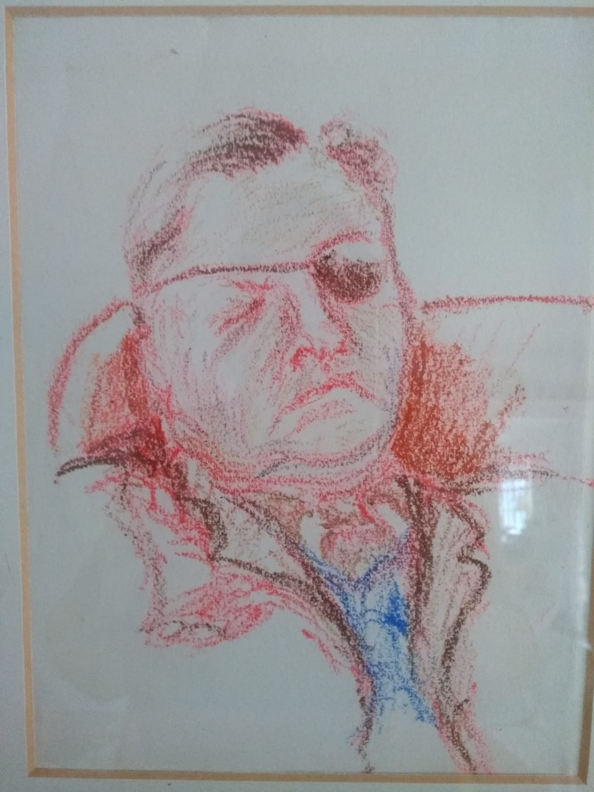 People by Nicola -portrait of her dad