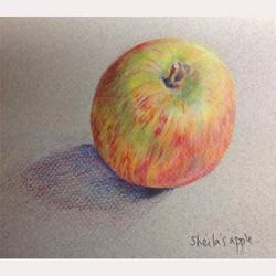 Apple by Sheila