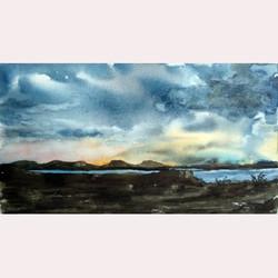Sky 1 by Fran